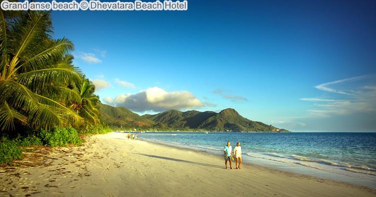 Grand Anse Beach © Dhevatara Beach Hotel