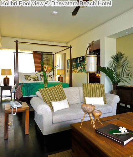 Kolibri Pool View © Dhevatara Beach Hotel