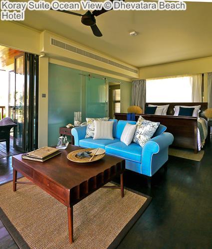 Koray Suite Ocean View © Dhevatara Beach Hotel