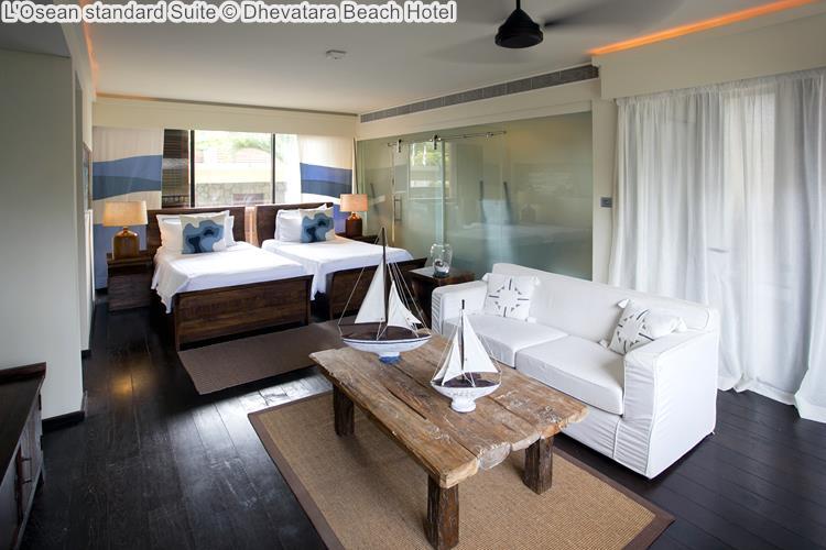 LOsean standard Suite Dhevatara Beach Hotel