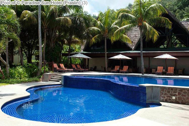 Pool Of © Paradise Sun Hotel (Praslin)