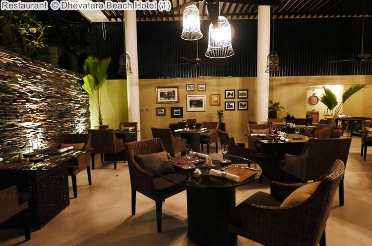 Restaurant © Dhevatara Beach Hotel