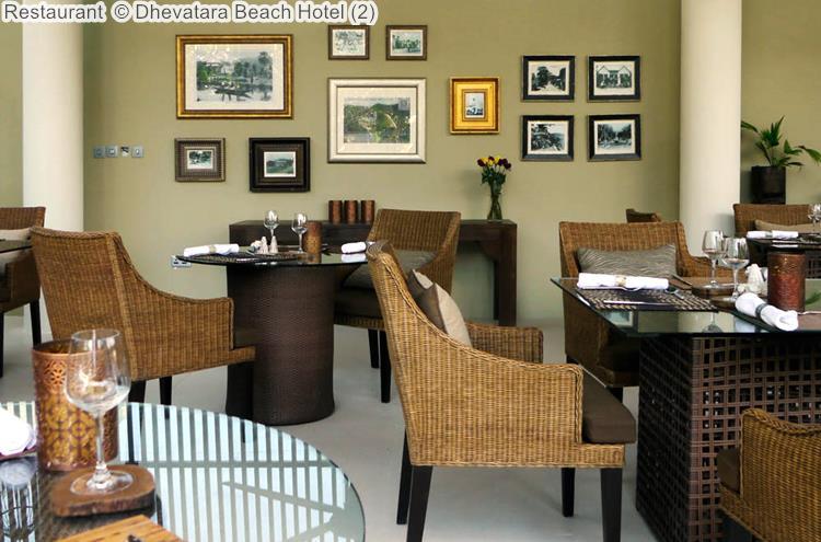Restaurant Dhevatara Beach Hotel