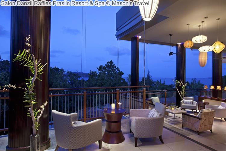 Salon Danzil Raffles Praslin Resort Spa