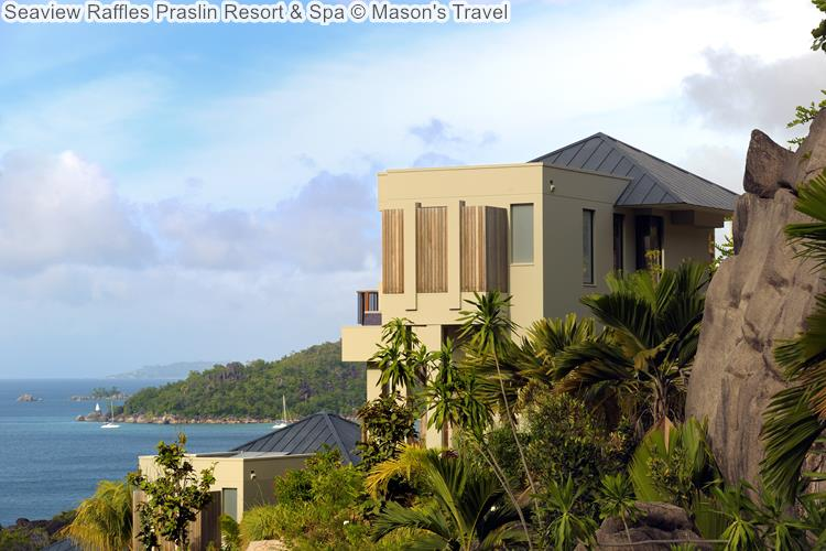 Seaview Raffles Praslin Resort Spa