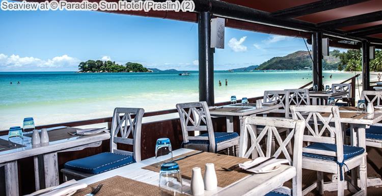 Seaview at Paradise Sun Hotel Praslin