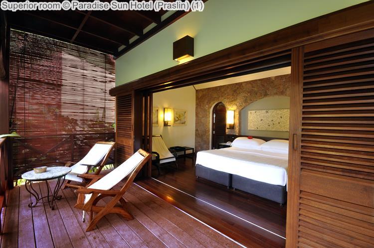 Superior Room © Paradise Sun Hotel (Praslin)