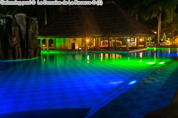 Swimming pool Le Domaine de La Reserve