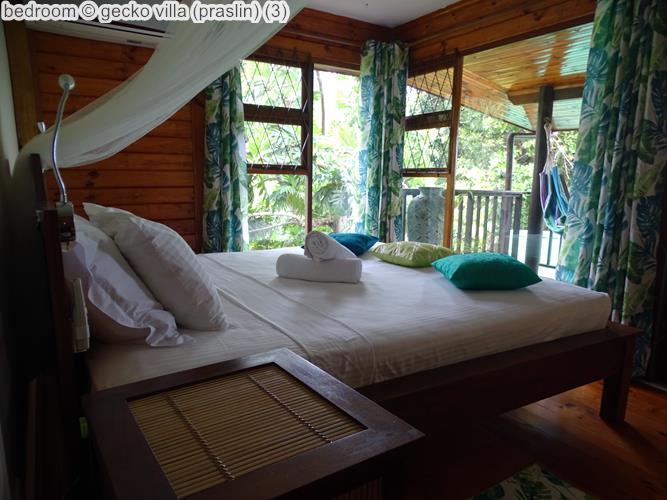bedroom gecko villa praslin