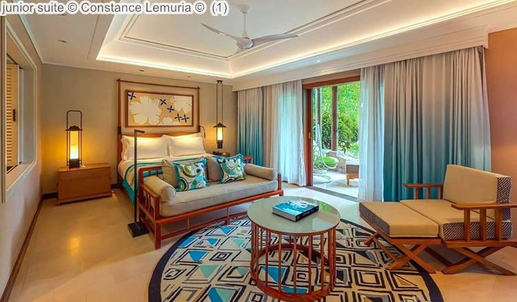 junior suite Constance Lemuria