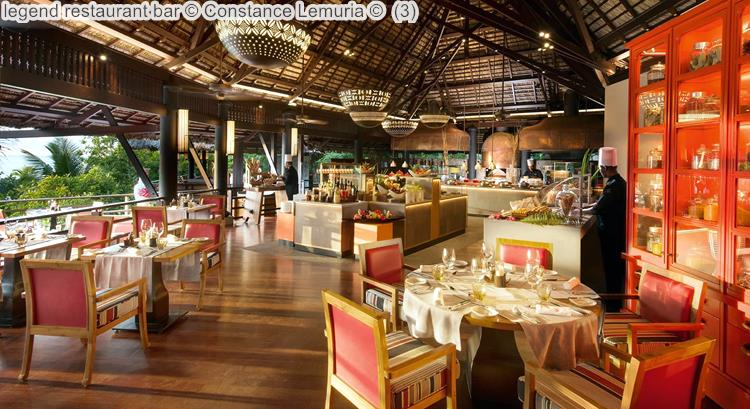 Legend Restaurant Bar © Constance Lemuria ©