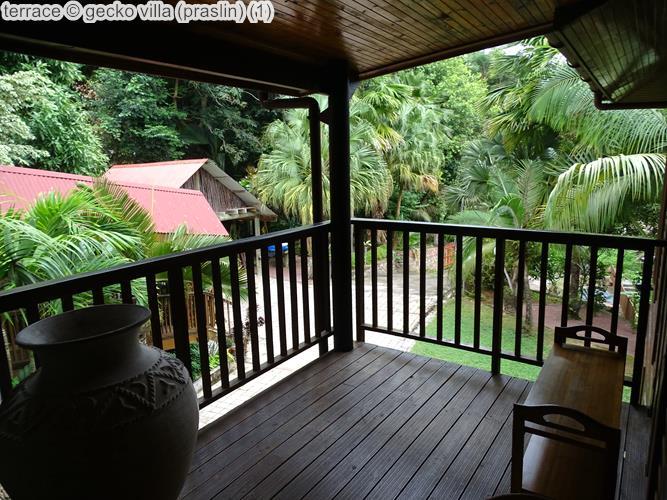 terrace gecko villa praslin