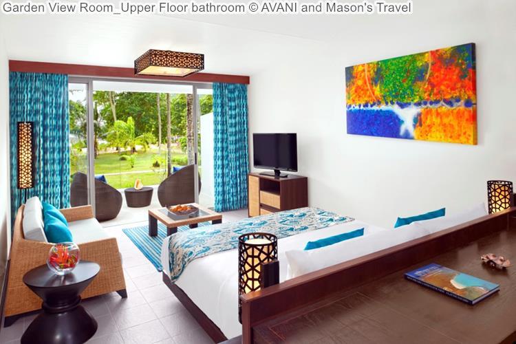 Garden View Room Upper Floor bathroom AVANI and