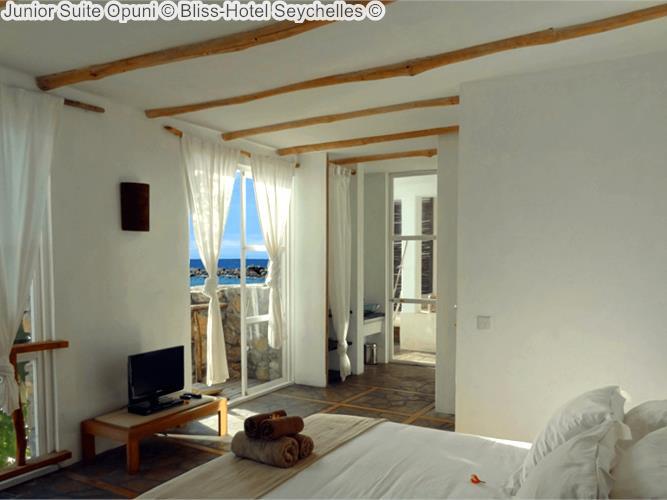 Junior Suite Opuni Bliss Hotel Seychelles