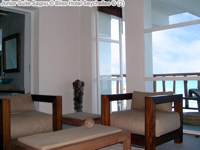 Junior Suite Sagou Bliss Hotel Seychelles