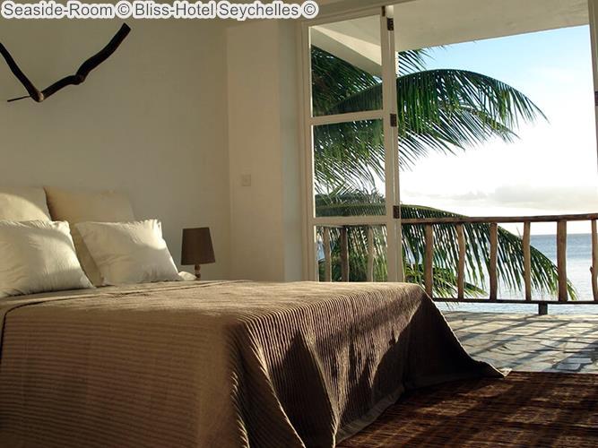 Seaside Room Bliss Hotel Seychelles