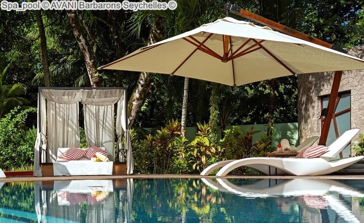 Spa pool AVANI Barbarons Seychelles