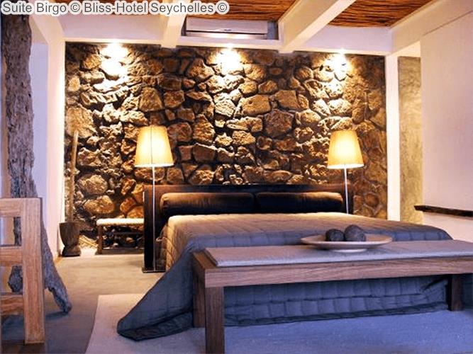 Suite Birgo Bliss Hotel Seychelles