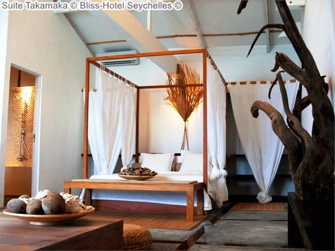 Suite Takamaka © Bliss Hotel Seychelles ©