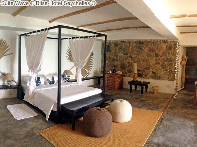 Suite Wave © Bliss Hotel Seychelles ©