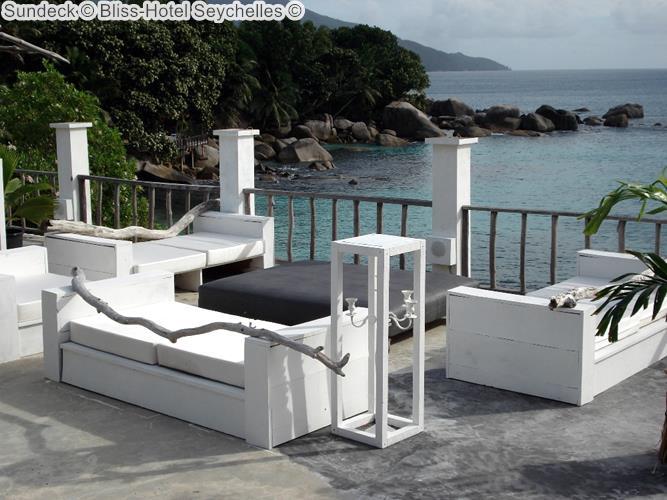 Sundeck Bliss Hotel Seychelles