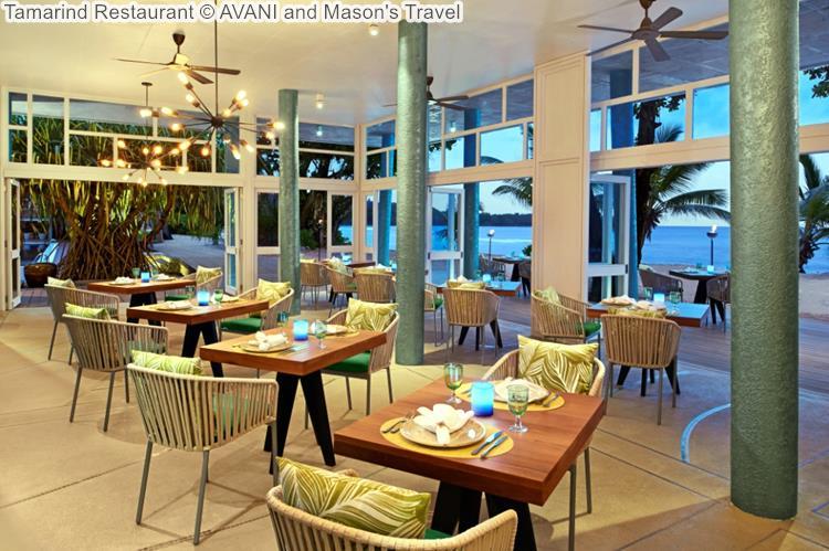 Tamarind Restaurant AVANI and