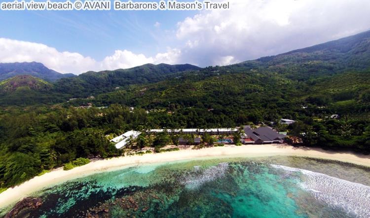Aerial View © AVANI Barbarons & Mason's Travel
