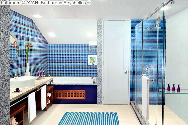 bathroom AVANI Barbarons Seychelles