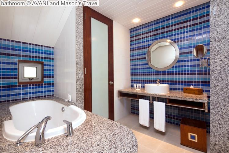 bathroom AVANI and