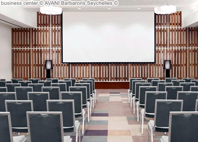 business center AVANI Barbarons Seychelles