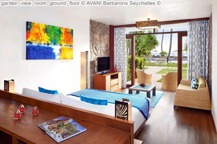 Garden View Room Ground Floor © AVANI Barbarons Seychelles ©