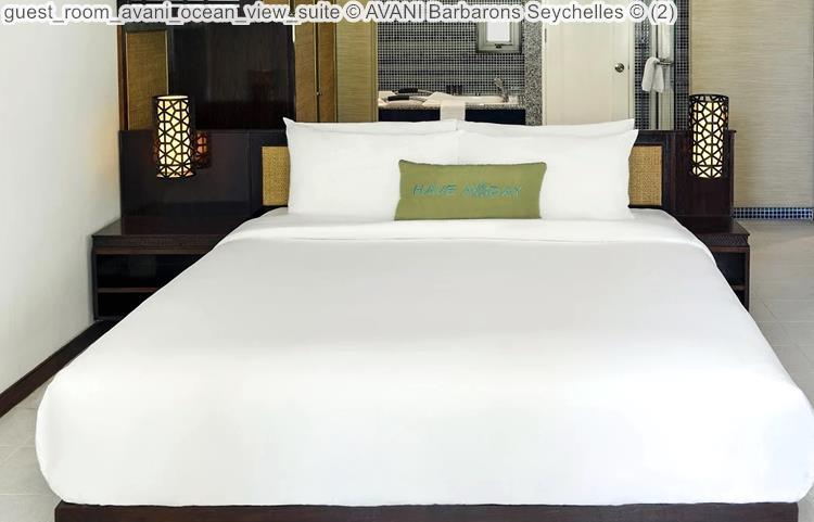 guest room avani ocean view suite AVANI Barbarons Seychelles
