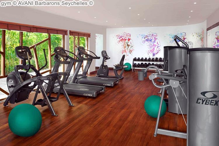 gym AVANI Barbarons Seychelles