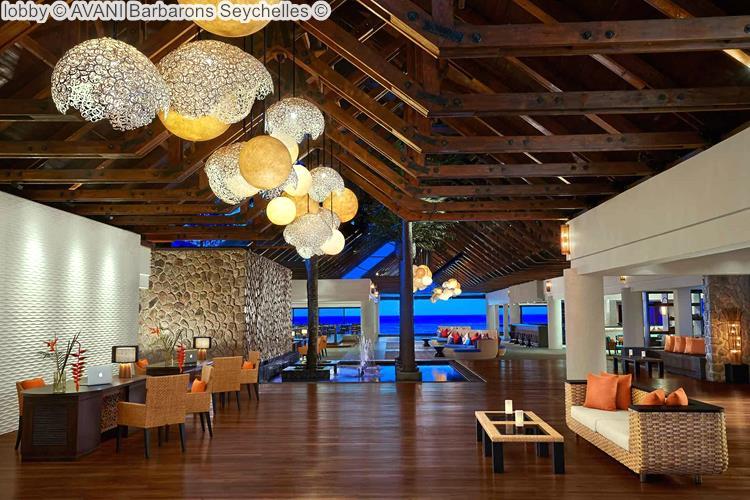lobby AVANI Barbarons Seychelles