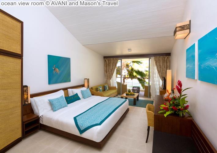 Ocean View Room © AVANI And Mason's Travel