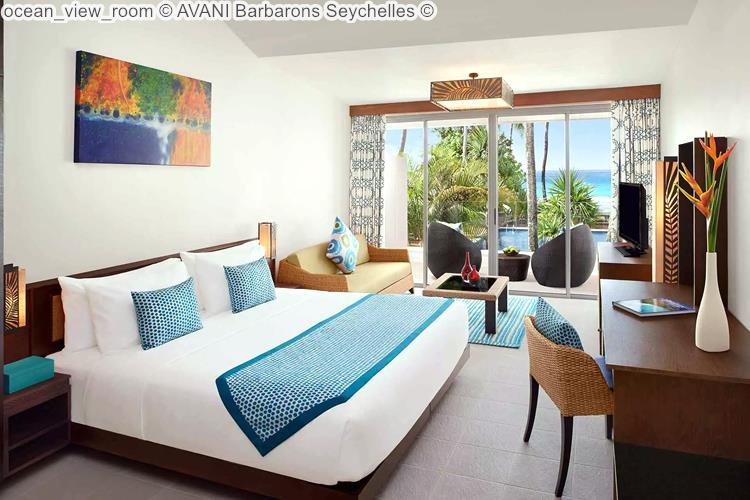 ocean view room AVANI Barbarons Seychelles
