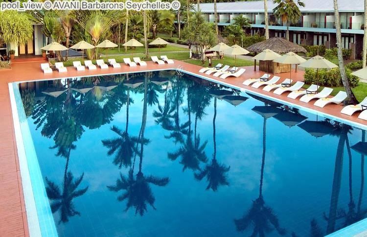 Pool View © AVANI Barbarons Seychelles ©