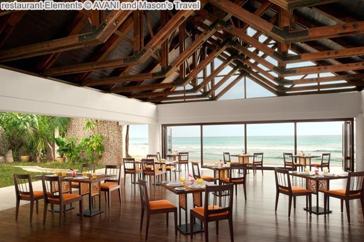 restaurant Elements AVANI and