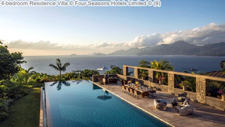 bedroom Residence Villa Four Seasons Hotels Limited