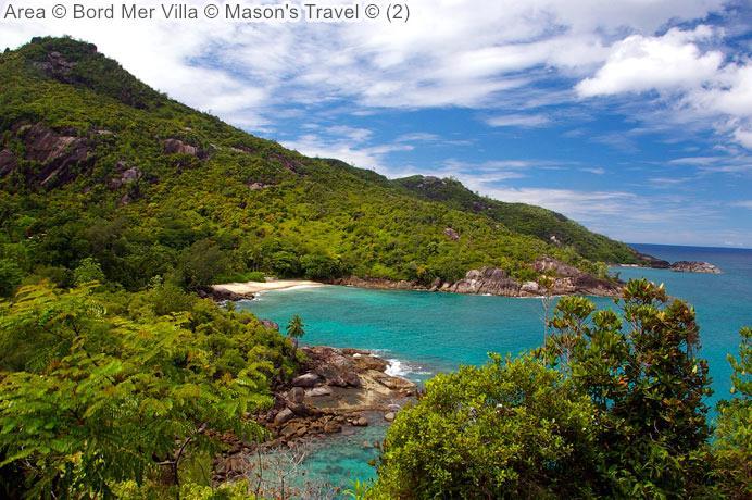 Area © Bord Mer Villa © Mason's Travel ©