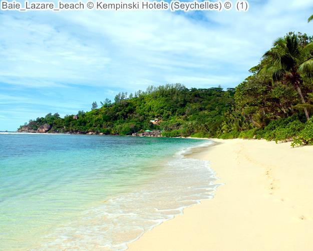 Baie Lazare Beach © Kempinski Hotels (Seychelles) ©