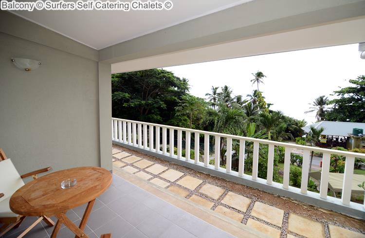 Balcony Surfers Self Catering Chalets
