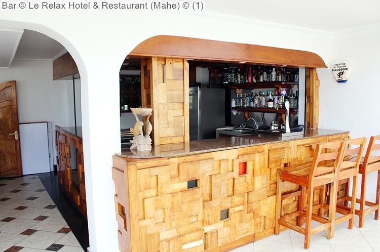 Bar Le Relax Hotel Restaurant Mahe