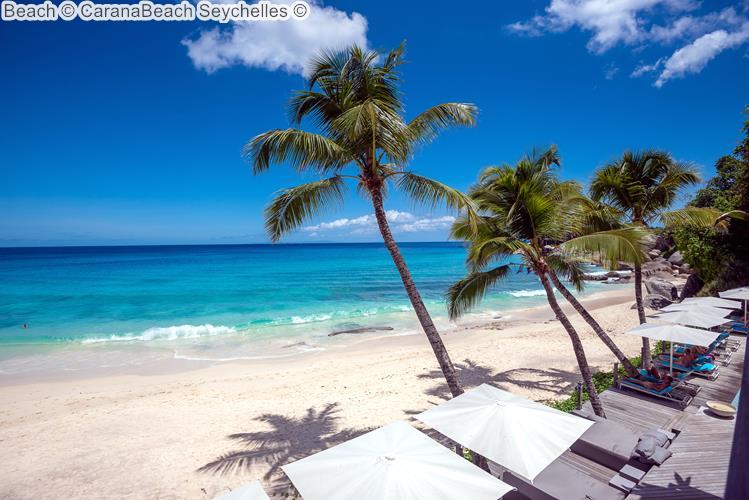Beach CaranaBeach Seychelles