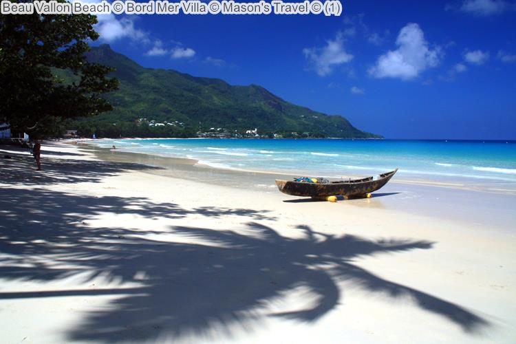 Beau Vallon Beach Bord Mer Villa