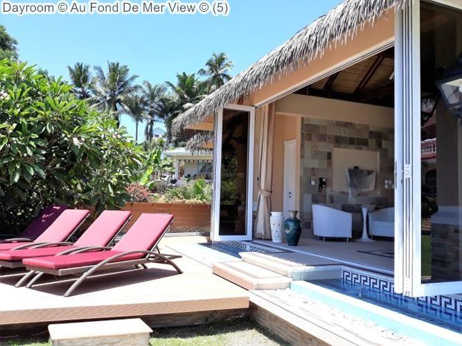 Dayroom Au Fond De Mer View