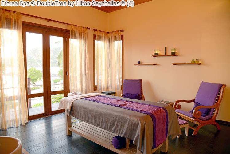 Eforea Spa DoubleTree by Hilton Seychelles