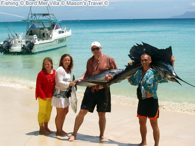 Fishing Bord Mer Villa