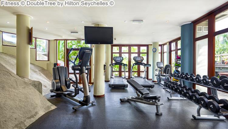 Fitness DoubleTree by Hilton Seychelles