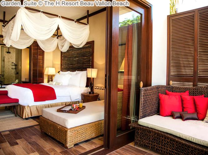 Garden Suite The H Resort Beau Vallon Beach